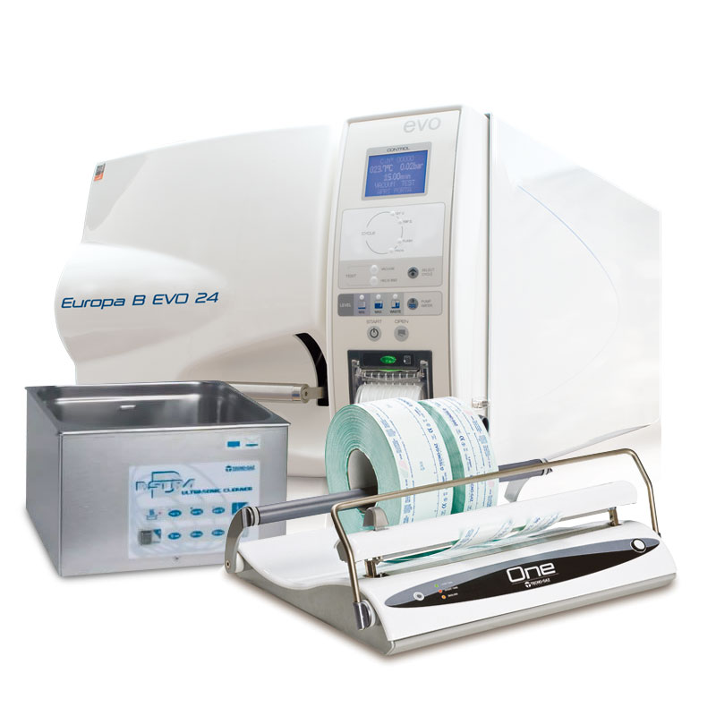 Autoclaves & Ultrasonics