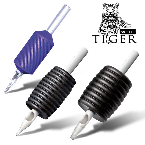 White Tiger Disposable Tubes