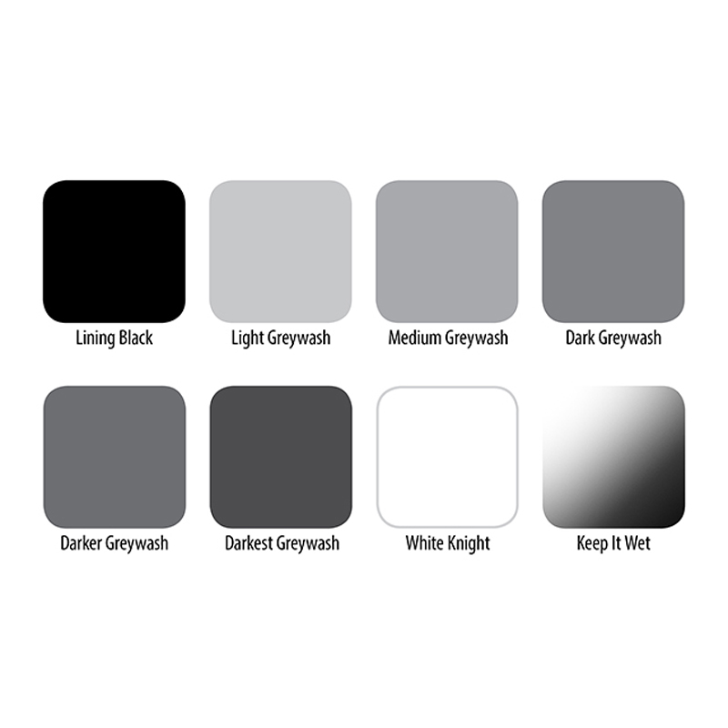 Darker Gray Wash - Eternal - 30ml