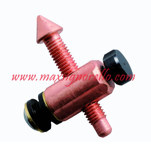 Front Clamp M5 - long screw