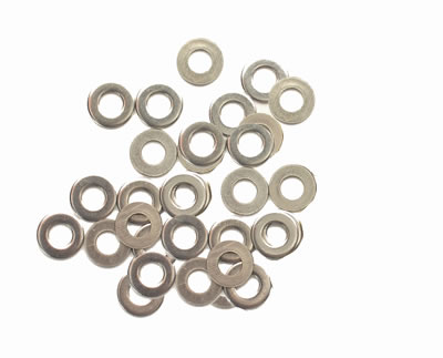 Thick Washers - 0,3 mm