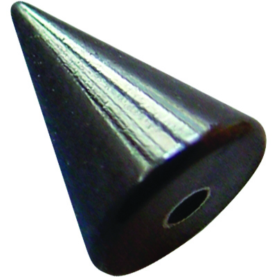 BLACK TITANIUM SCREW-ON CONES