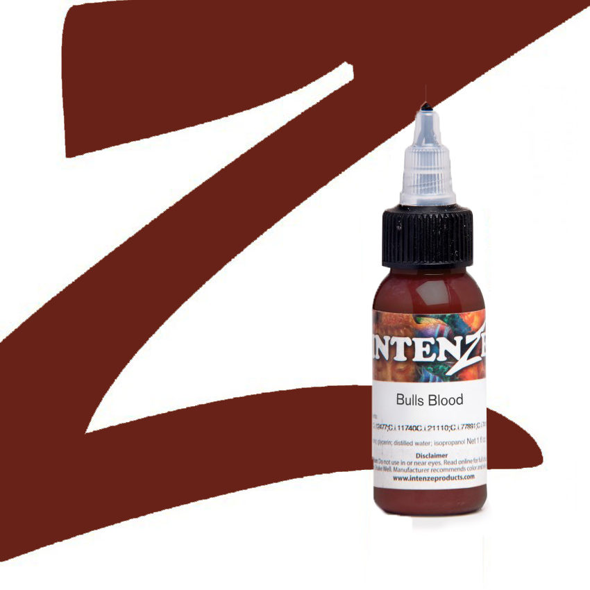 Boris Bulls Blood - Intenze - 30ml