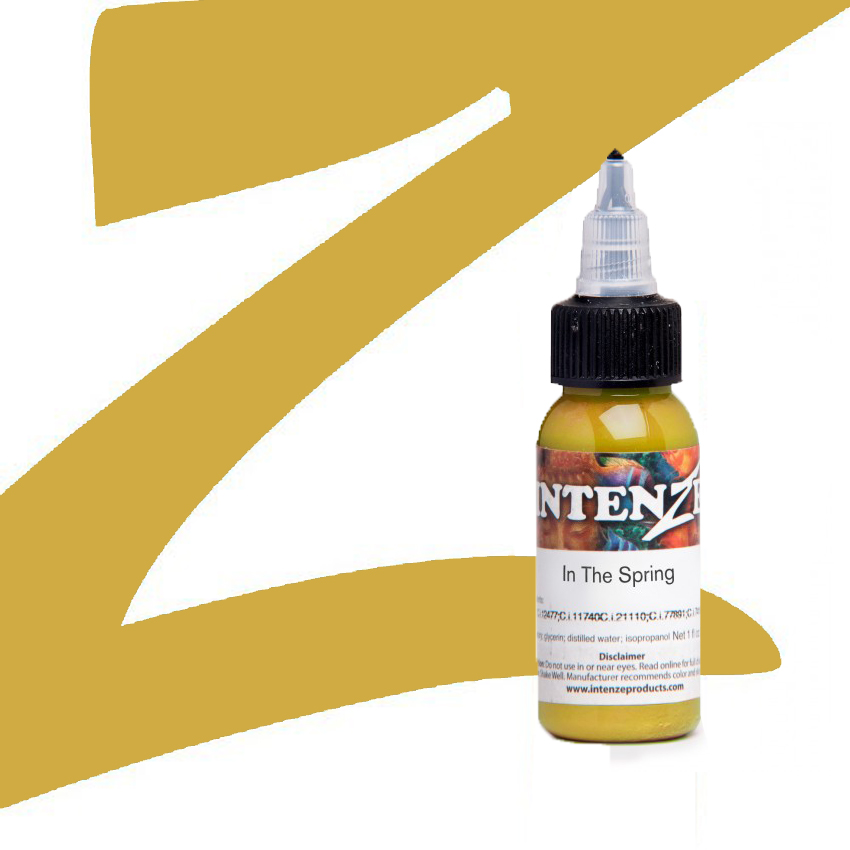 Boris In The Spring - Intenze - 30ml