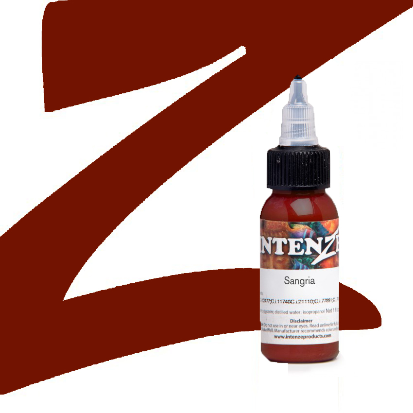 Boris Sangria - Intenze - 30ml