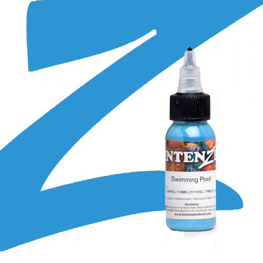 Boris Swimming Pool - Intenze - 30ml