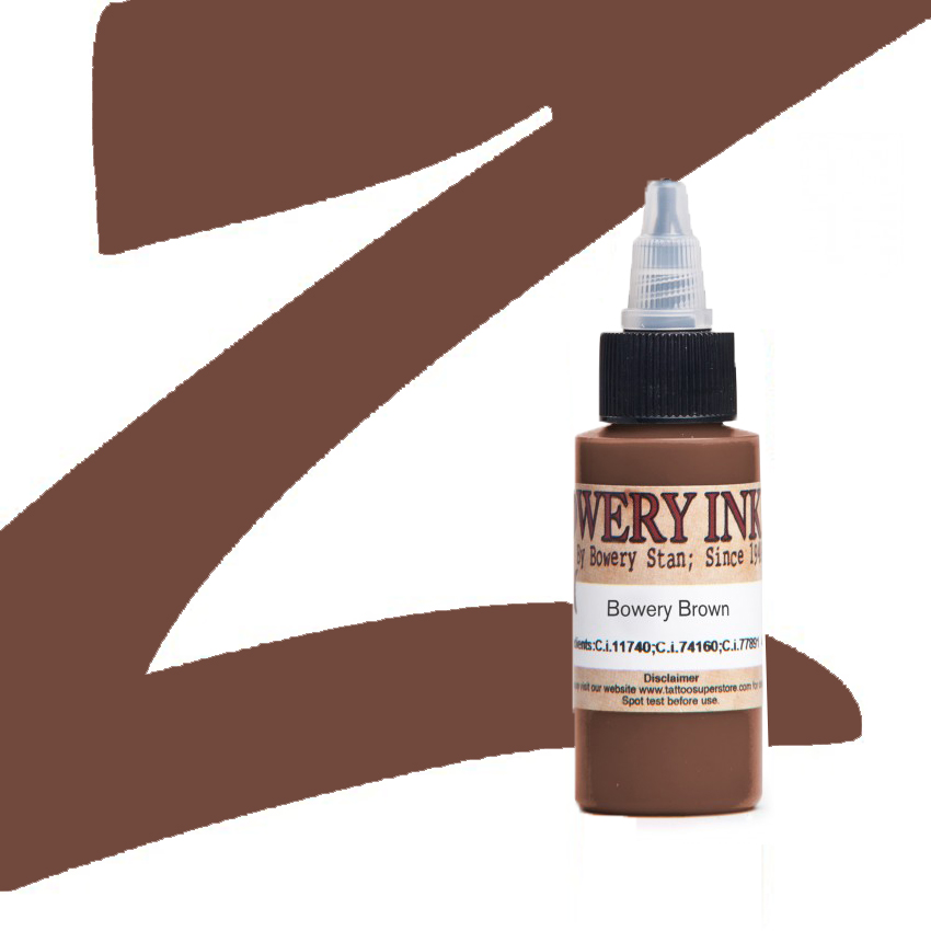 Bowery Brown - Intenze - 30ml