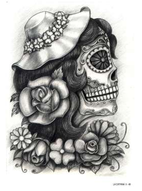 Tattoo Spirit - La Catrina - Vol. 2