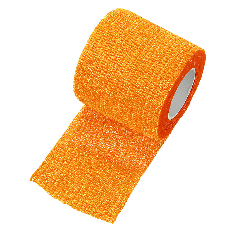 Self-adhesive bandage Orange