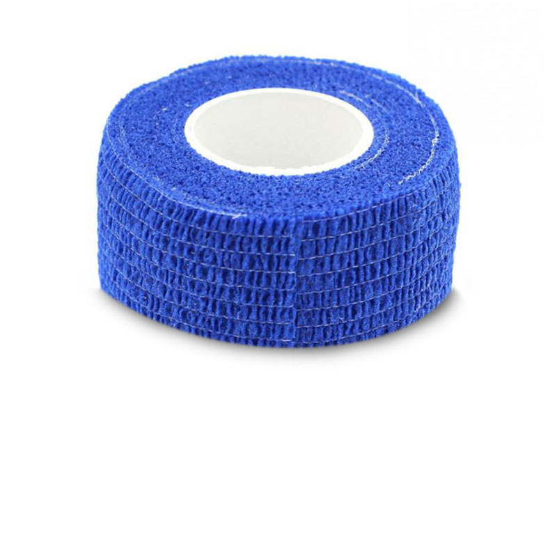 Self-adhesive bandage Blue