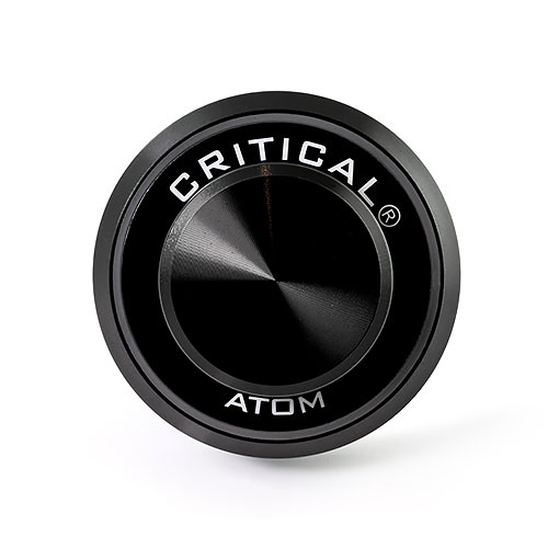 Critical Atom Power Supply - Black