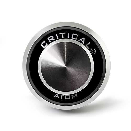 Critical Atom Power Supply - Silver