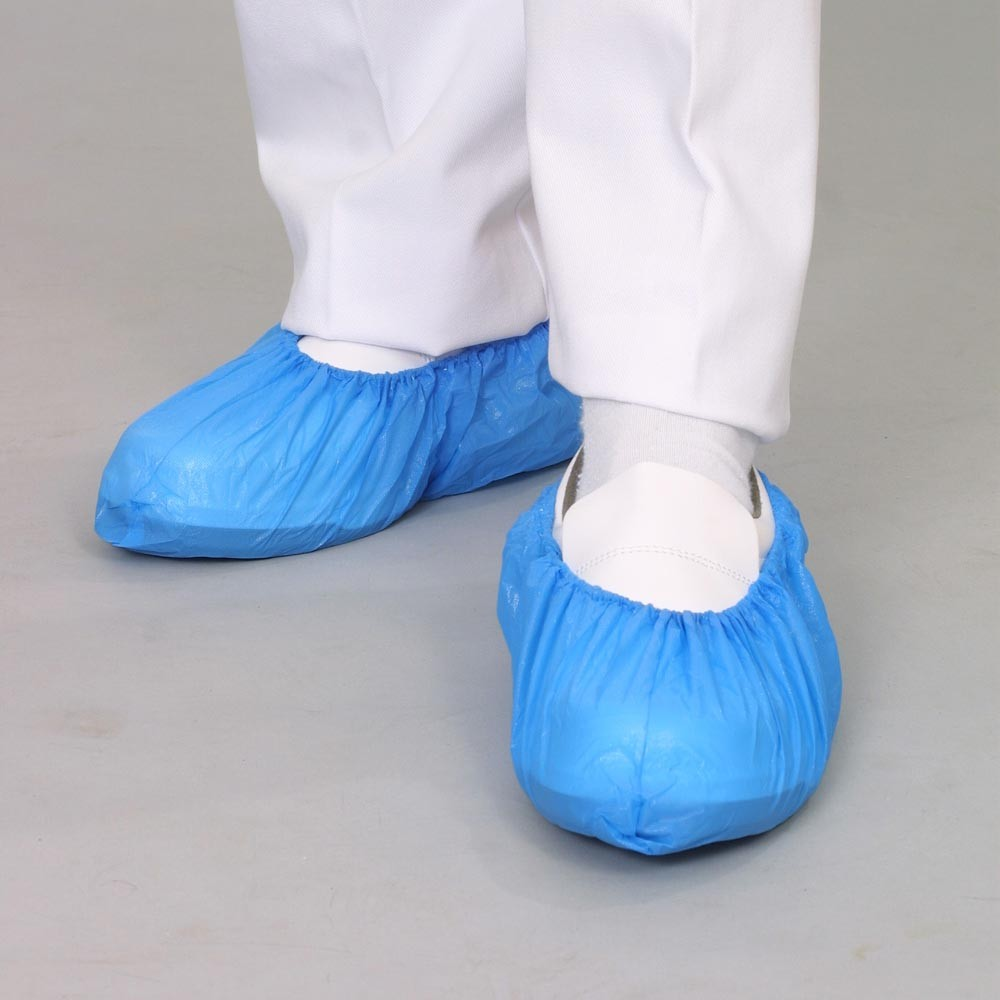 Disposable shoe protection