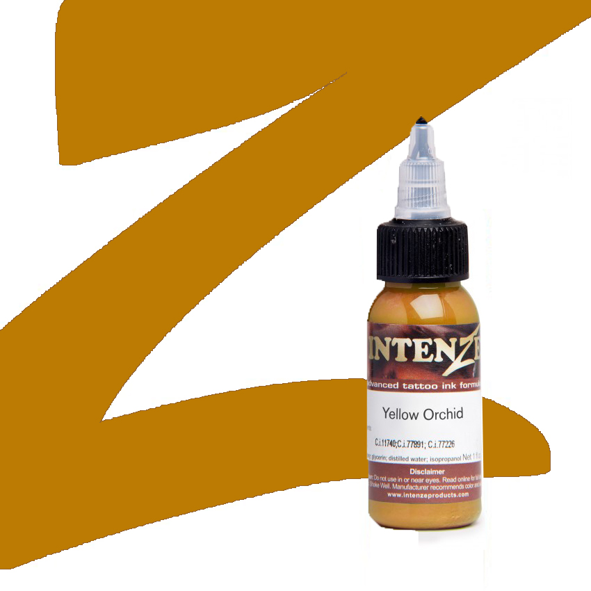 Mike Demasi Yellow Orchid - Intenze - 30ml