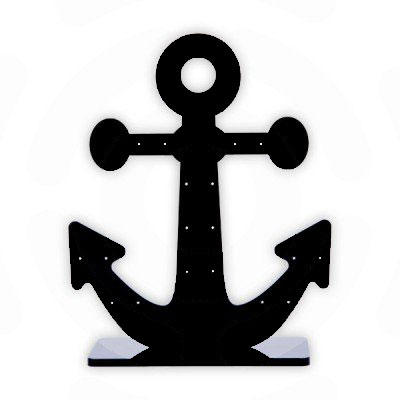 Acrylic Anchor Stand for Ear Studs