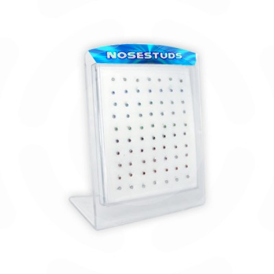 Display for 70 Nose Stud