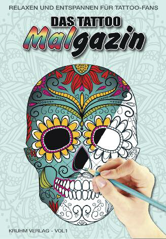 Tattoo Spirit - Das Tattoo Malgazin