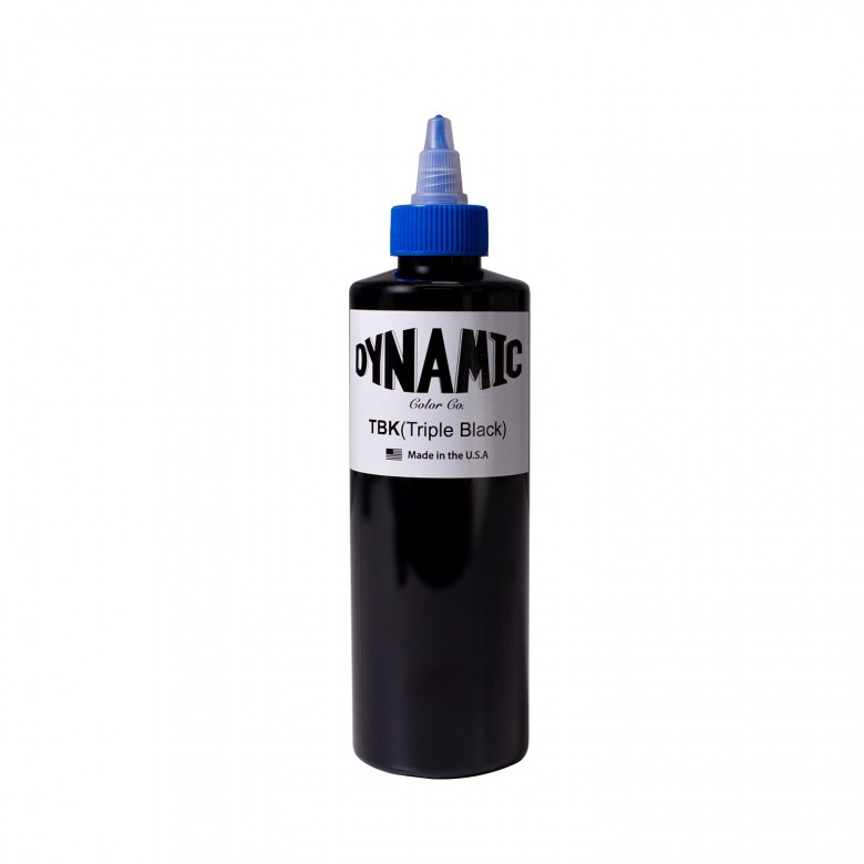 Dynamic Ink Triple Black - 240ml
