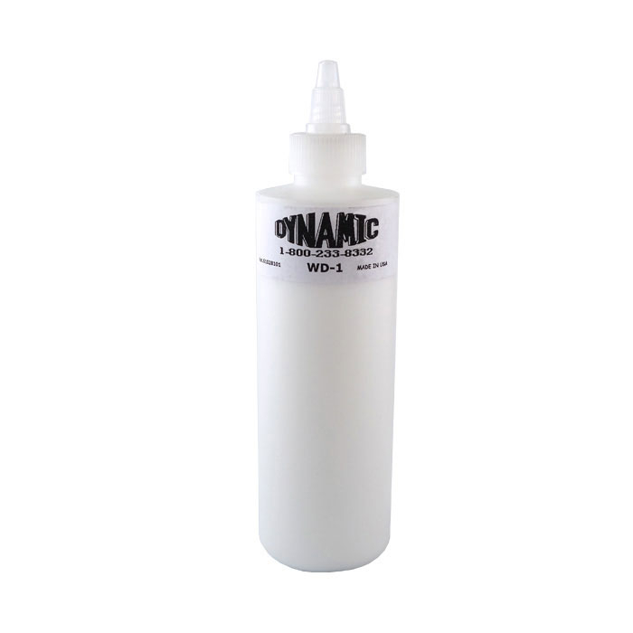 Dynamic Ink White - 240ml