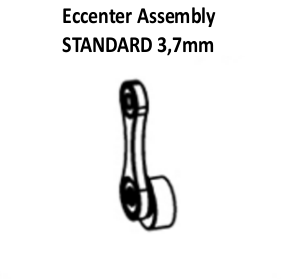 Eccenter assembly