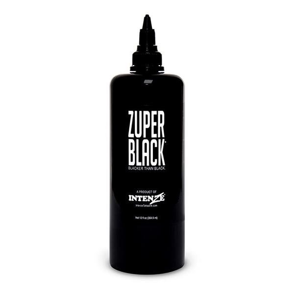Zuper Black - Intenze - 360ml