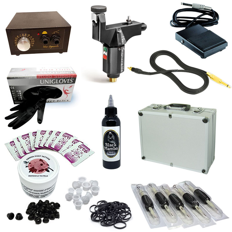 Kit4 Tattoo Professional with THOR