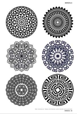 Tattoo Spirit Mandala - Vol. 1