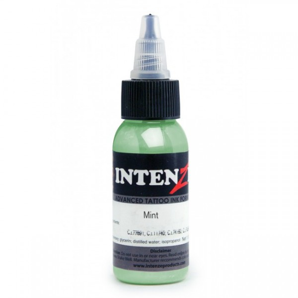 Mint - Intenze - 30ml