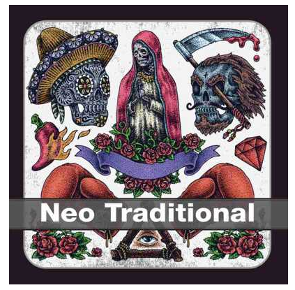Tattoo Spirit - Neo Traditional