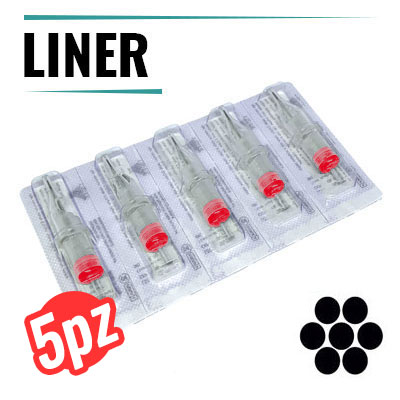 Cartucce Neptune Liner - 5pz