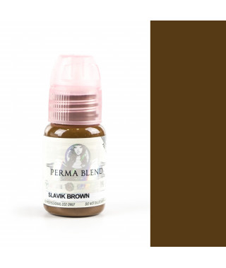 Perma Blend - Inga Babitskaya - Slavic Brown - 15ml