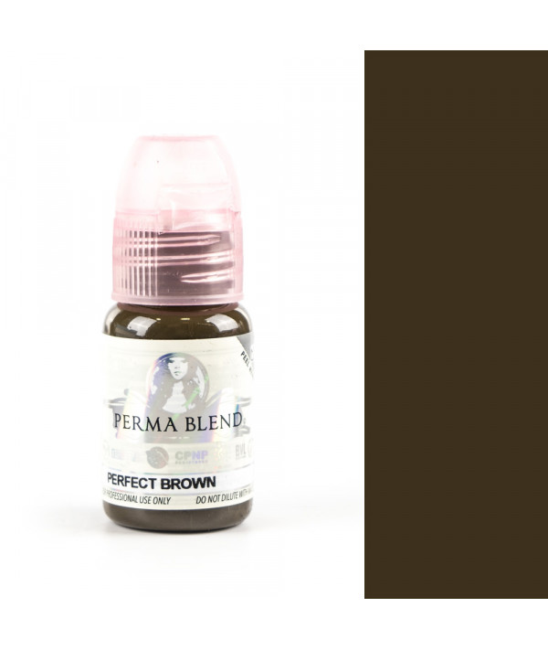 Perma Blend - Inga Babitskaya - Perfect Brown - 15ml