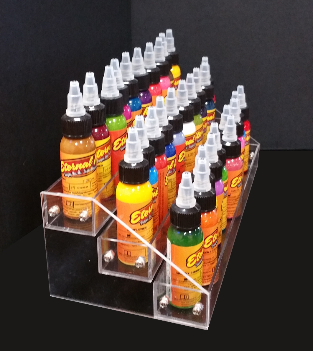 Ink table display
