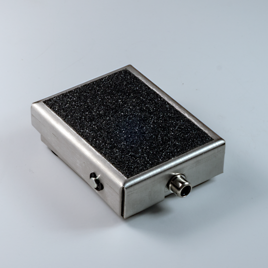 Inox Steel Pedal With RCA - Lauro Paolini