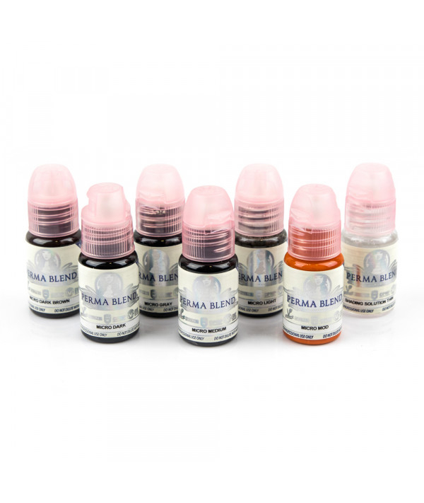 Perma Blend - Scalp KIT 7pz - 15ml