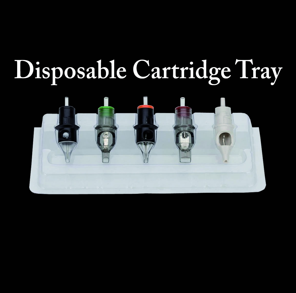 Disposable Cartridge Tray 20 pcs.