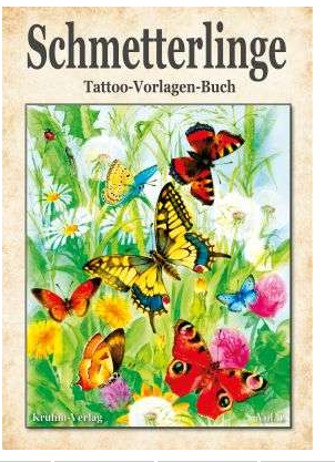 Tattoo Spirit - Schmetterlinge - Vol. 1