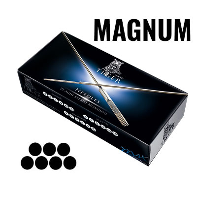 Magnum Needles Silver Series