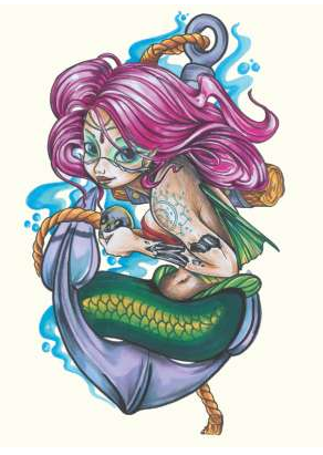 Tattoo Spirit - Stichhexe Ini
