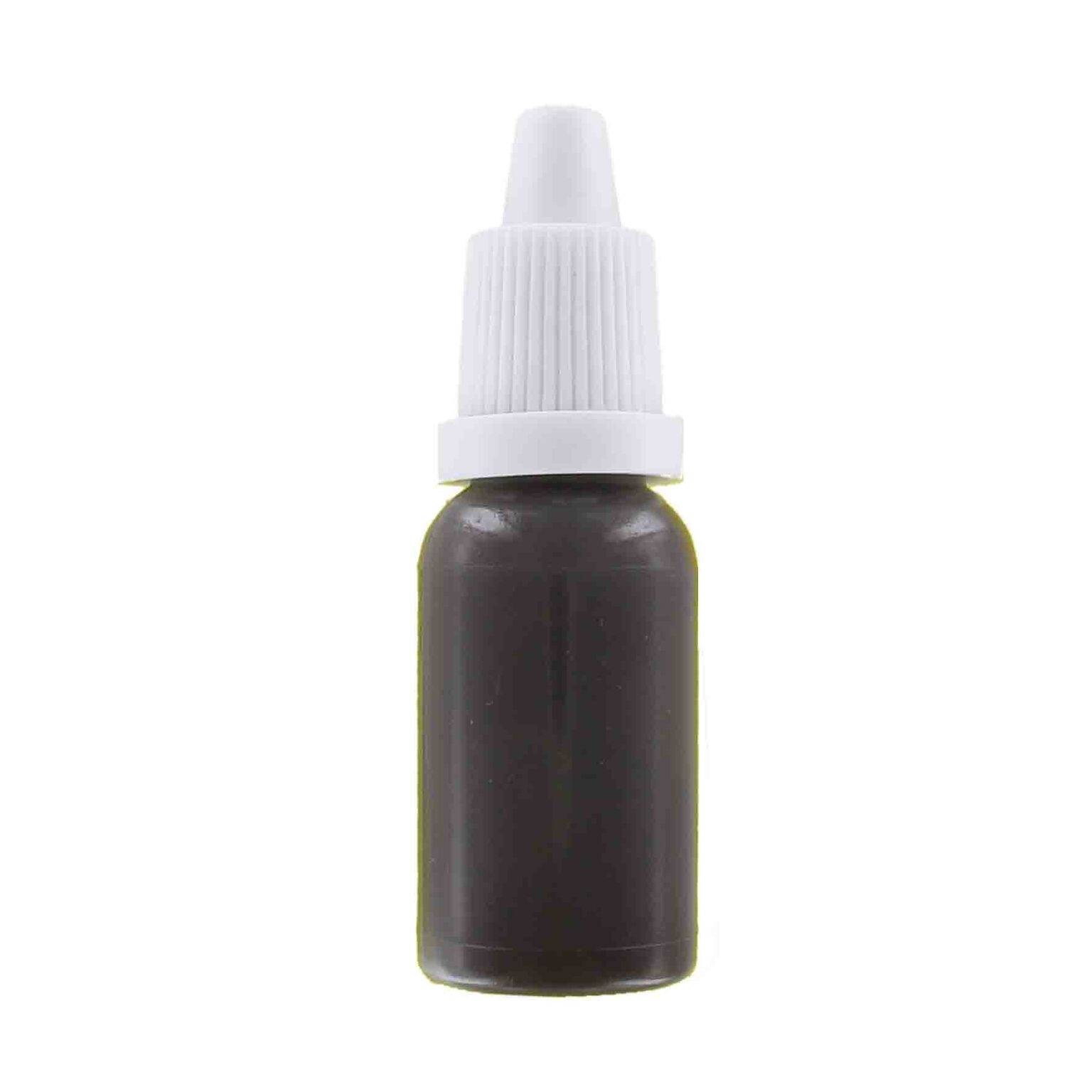 Black Brown - Make-Up Ink - 12ml