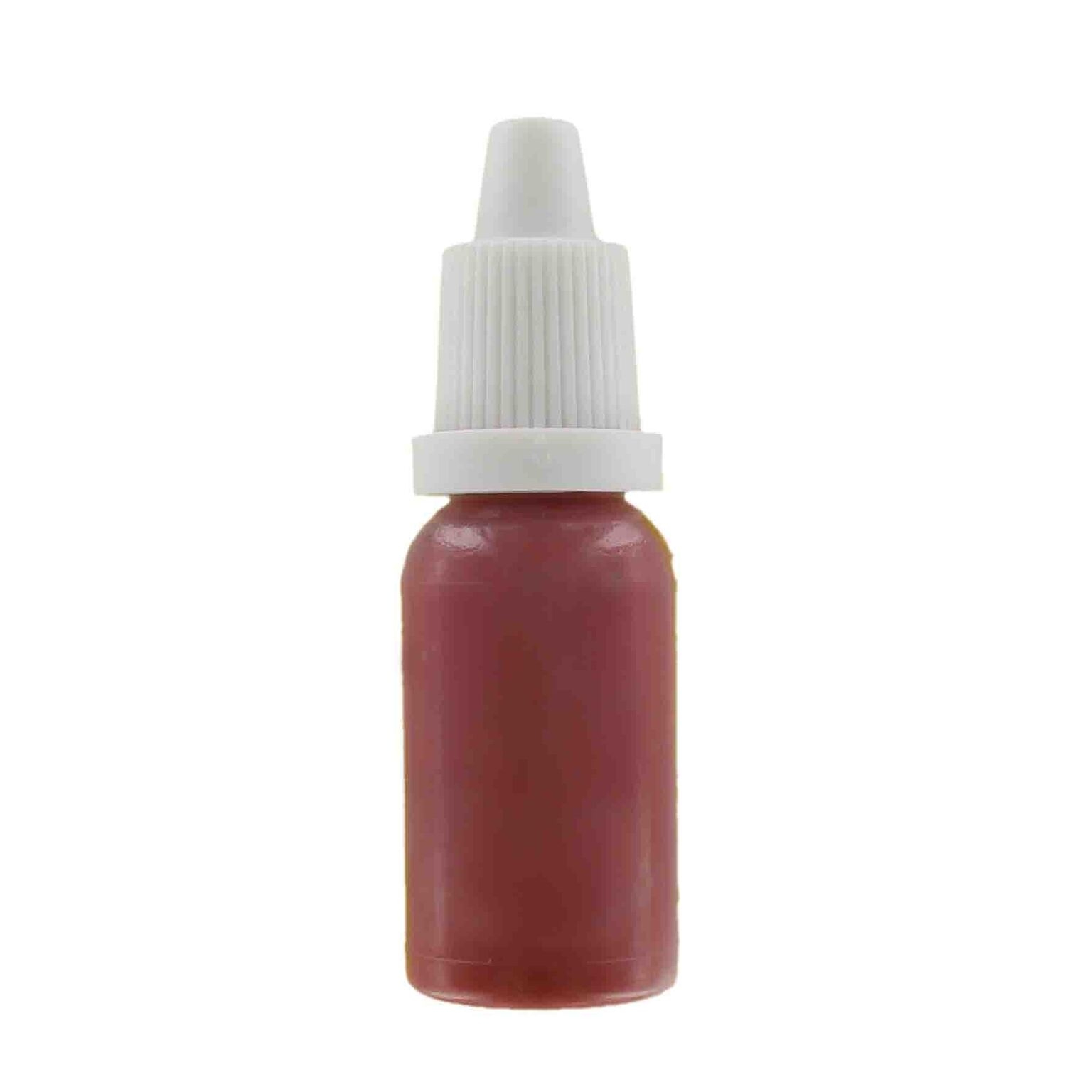 Dark Soft Red Brown - Make-Up Ink - 12ml