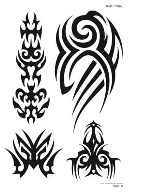Tattoo Spirit - Tribal - Vol. 1