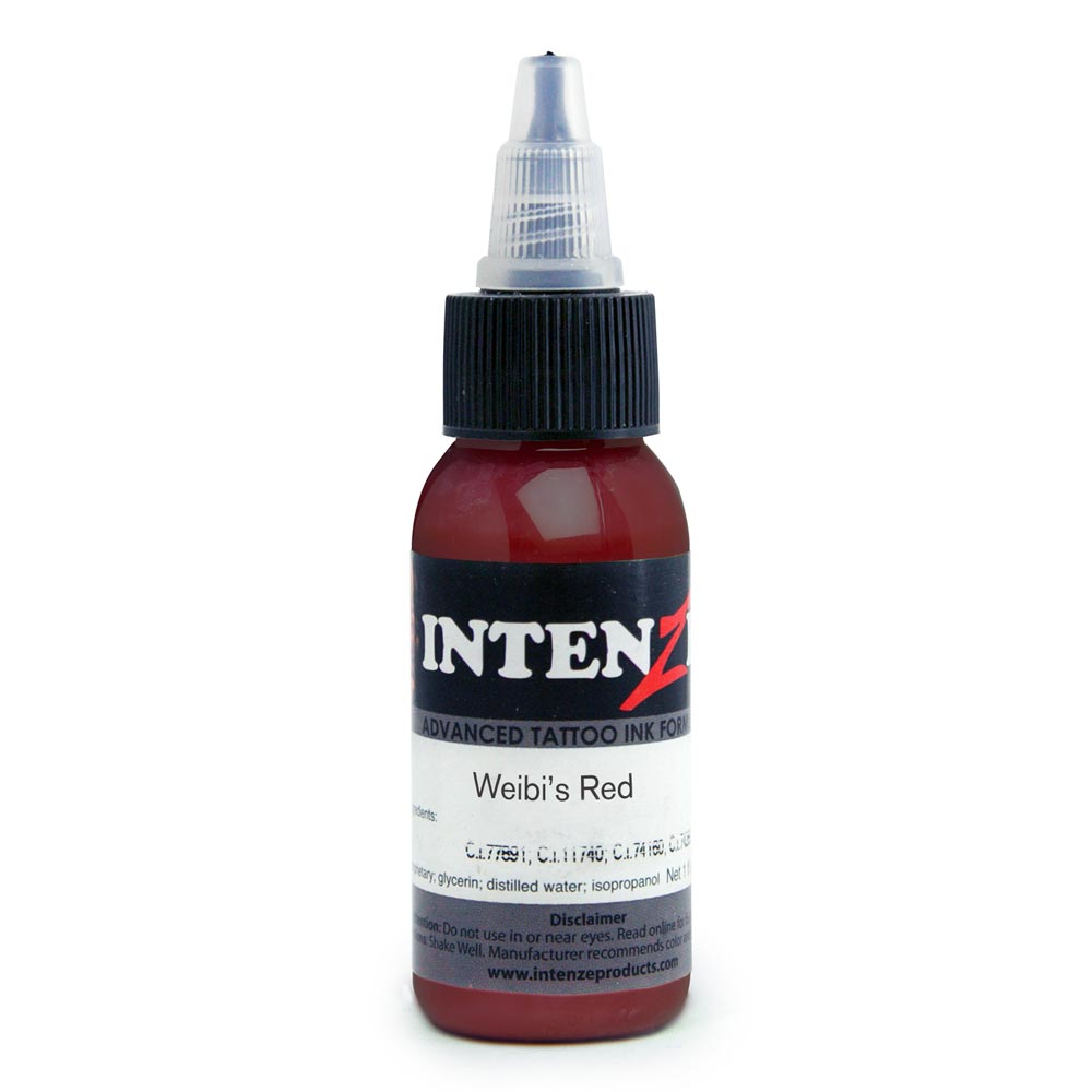 Weibi´s Red - Intenze - 30ml