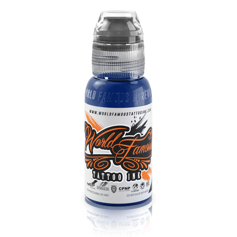 Nile River Blue - World Famous - 30ml