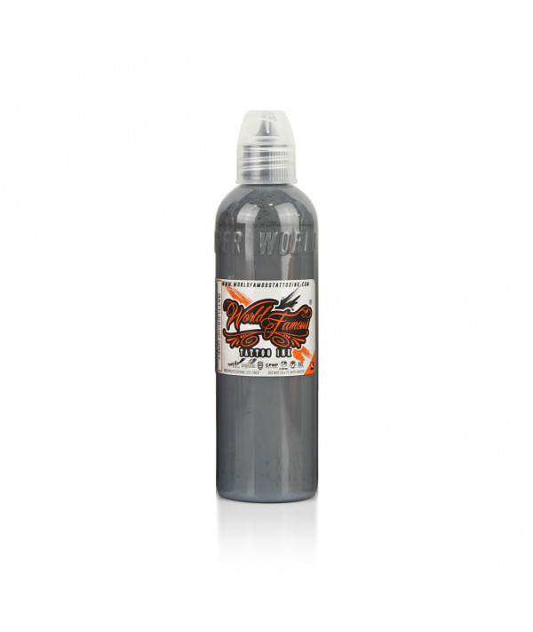 Battleship Grey - World Famous - 120ml